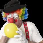 Ballonklovnen lars Gustav